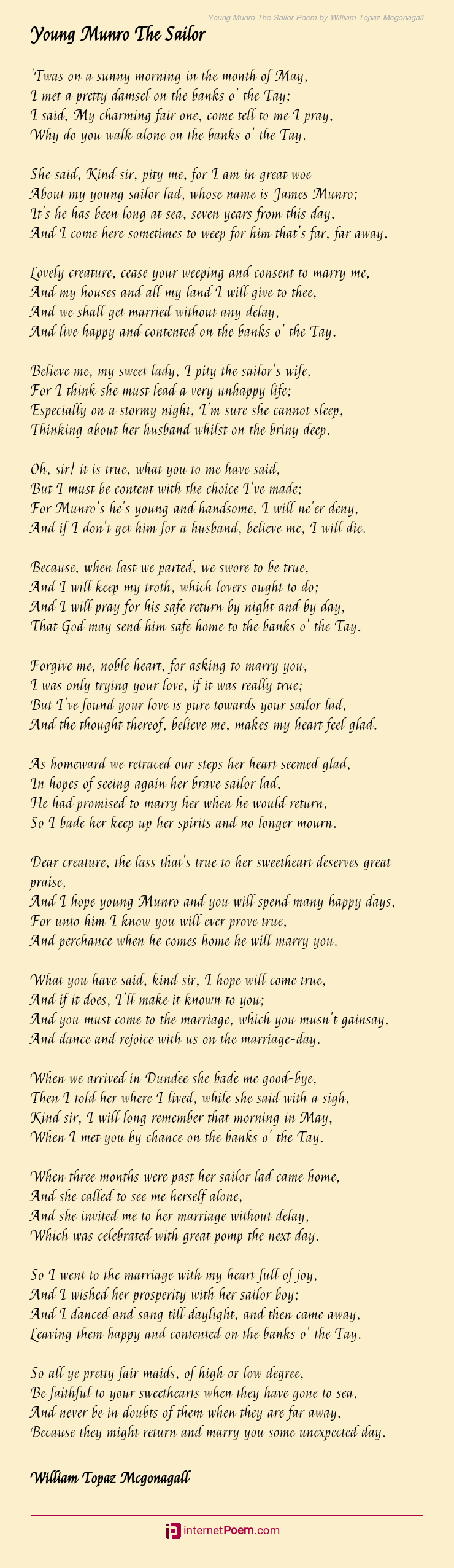 You me for him will poems marry 28 Good