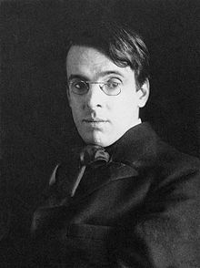 Poet William Butler Yeats