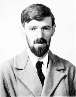 Poet D. H. Lawrence