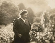 Poet Amy Lowell