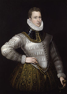 Poet Sir Philip Sidney