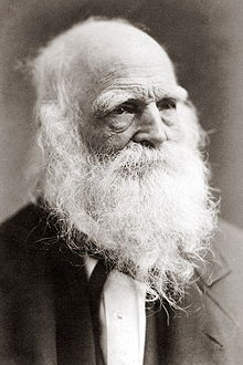 Poet William Cullen Bryant